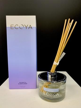 ADD an ECOYA DIFFUSER - Coconut & Elderflower