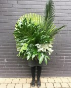 Modern Foliage Bouquet