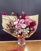 LIMITED Modern Hand tied Bouquet