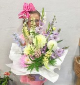 Florist Choice Pastel Arrangement
