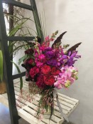 Bright Vase Arrangement