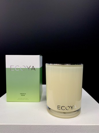 ADD an ECOYA CANDLE - French Pear