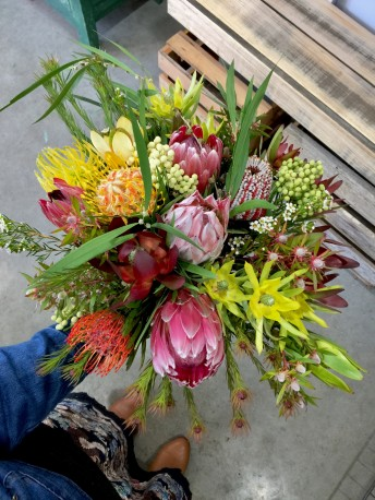 NATIVE PROTEA BOUQUET Florist Choice